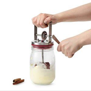 baratte a beurre en verre kilner test avis